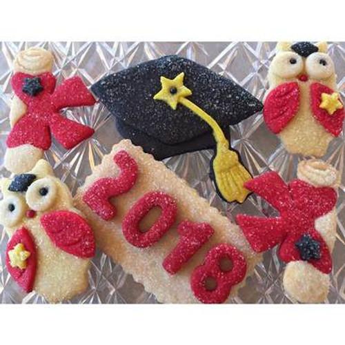 Graduation Sugar Cookie Gift Box