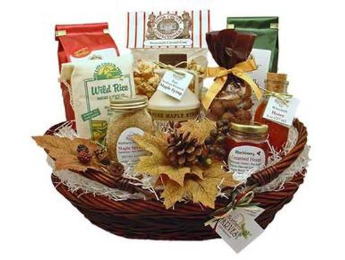 Wisconsin Best Heirloom Gift Basket