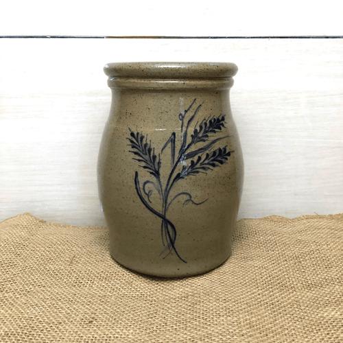 Harvest Wheat Utensil Jar