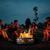 Wildlife Decorative Fire Ring - Northwoods