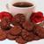 Rosebud Brownies size comparison