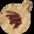 Bavaria Peppered Landjager on wooden board