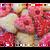 Spritz Valentine Cookies
