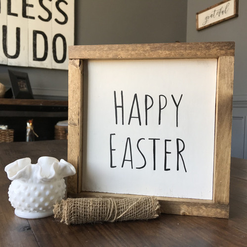Happy Easter {small square}