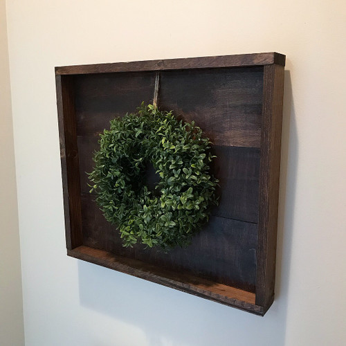 Framed Boxwood