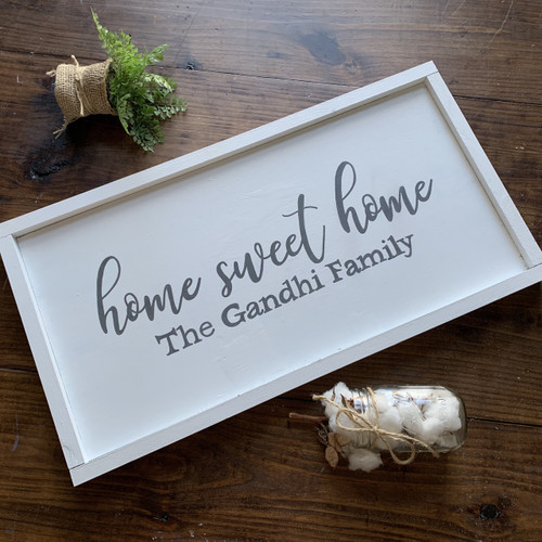 Home Sweet Home {Customized}