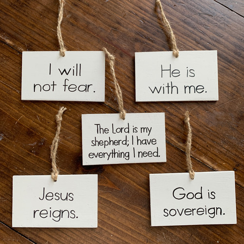 Door Knob Sign {Previously named COVID - 19 Encouragement}
