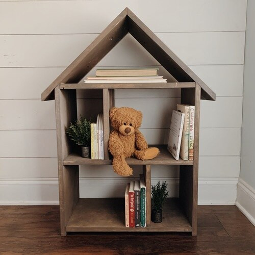 Doll House Book Case {Local pick up only, No shipping!}