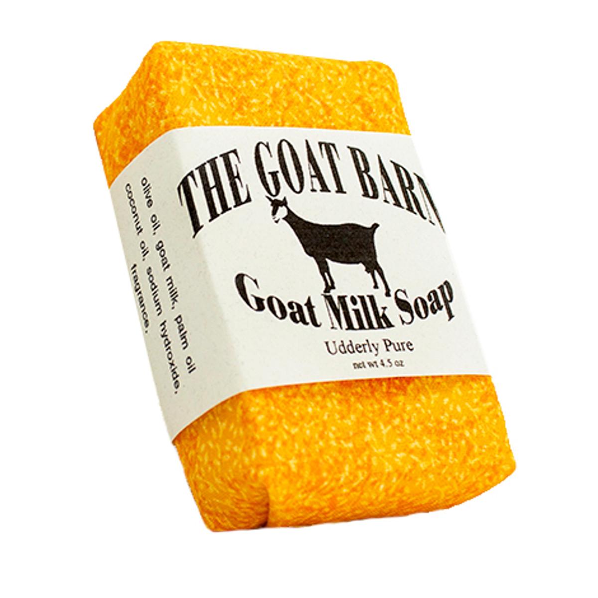 Goat Barn 1008 Soap Orange Clove 4.5oz
