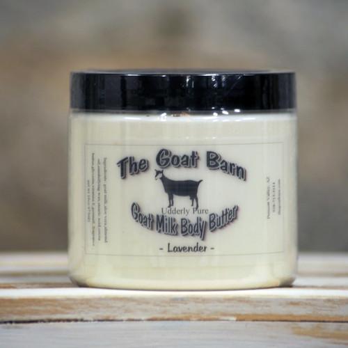 Goat Barn 1028 Body Butter Lavender