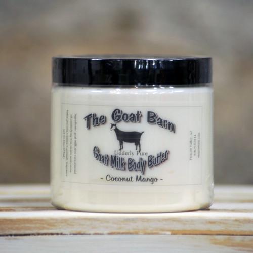 Goat Barn 1032 Body Butter Coconut Mango