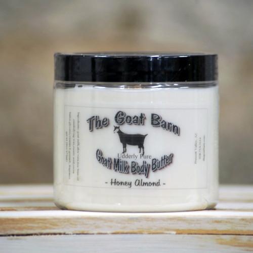 Goat Barn 1029 Body Butter Honey Almond