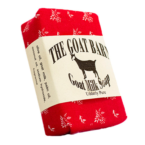 Goat Barn 1034 Soap Forever Red 4.5oz