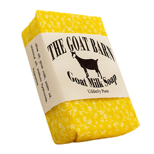 Goat Barn 1033 Soap Lemongrass 4.5oz