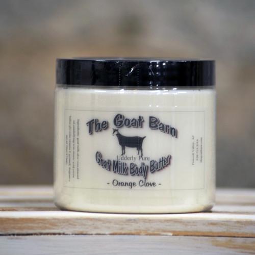 Goat Barn 1031 Body Butter Orange Clove