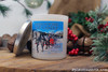 12 oz. Glass Jar Candles - Holiday Scents