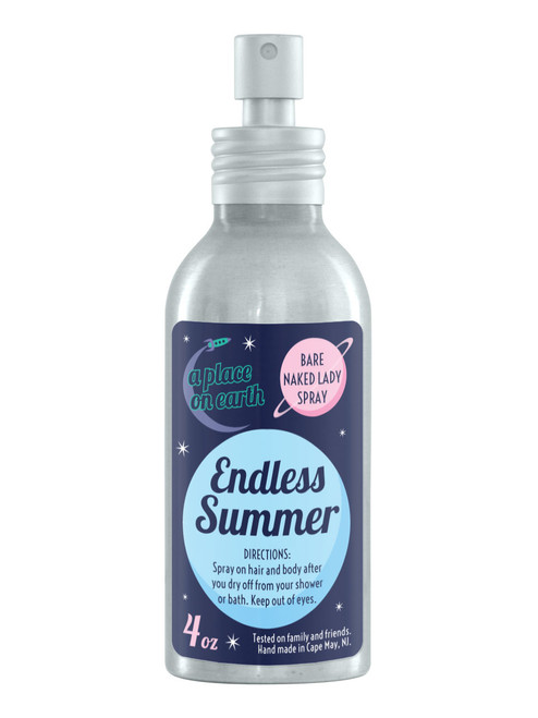 Bare Naked Lady Spray Endless Summer