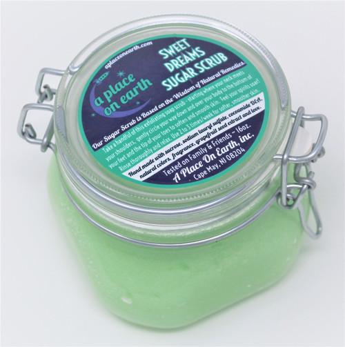 Sugar Scrub Coconut Lemongrass