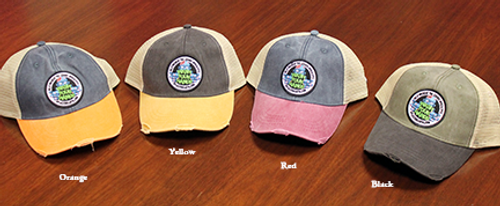 A Place on Earth Zombie Logo Hats