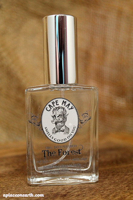 Cape May Smells Good on You: The Forest Perfume