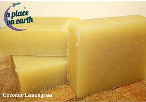 Coconut Lemongrass Bar