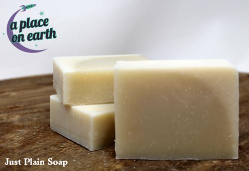 Just Plain Soap Bar