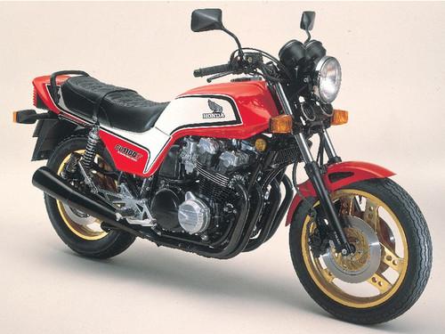 1984 CB1100F