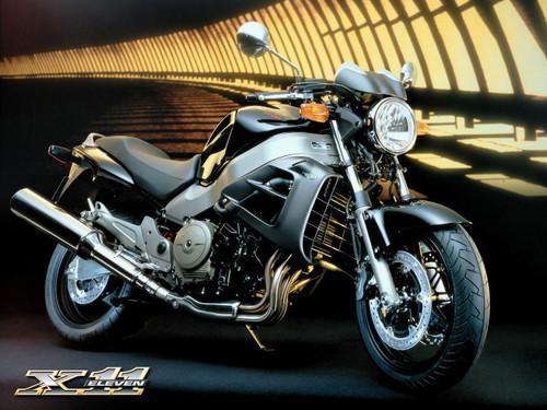 HONDA CB1100 X ELEVEN SC42 2000-2003