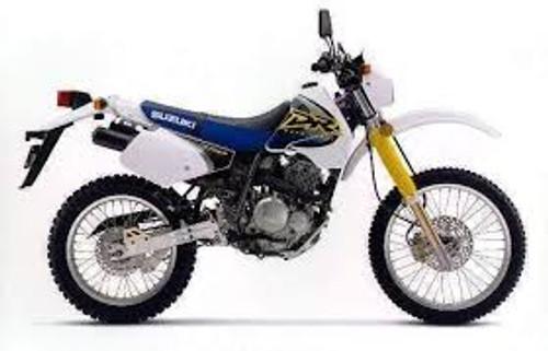 SUZUKI DR 350SE SK42B 1995-1998