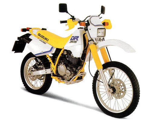 SUZUKI DR 350S SK42B 1990-1994