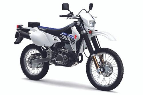 SUZUKI DR-Z 400S 2000-2005