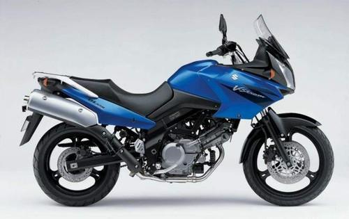 SUZUKI DL 600 V-STORM 2004-2007