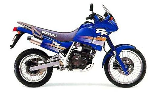 SUZUKI DR 650R SP41B 1990-1991