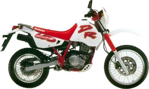 SUZUKI DR 650 R SP44B 1992-1994