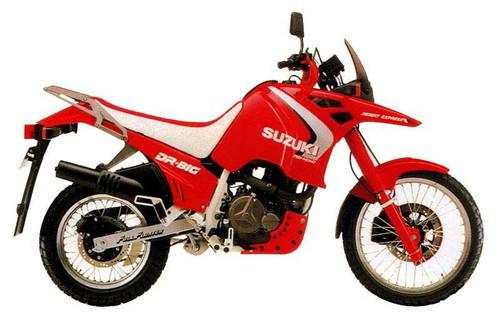 SUZUKI DR750 S SU 1988