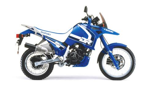 SUZUKI DR800 S SR42B 1990