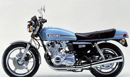 SUZUKI GS1000E 2V 1978-1980