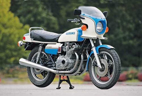 SUZUKI GS1000S COOLEY 2V 1979-1981