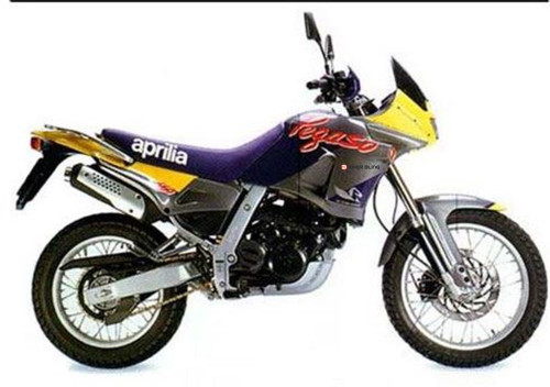 APRILIA PEGASO 650 1991-1992 FRONT BRAKE LINE KIT RS H061