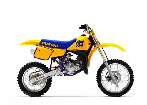 1989 Suzuki RM80 (1986-2003)