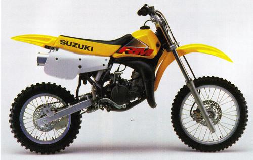 1999 Suzuki RM80