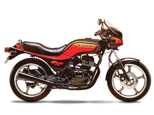 KAWASAKI GPZ305 EX305A 1984-1989
