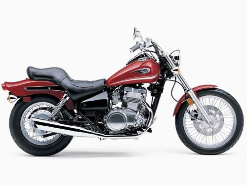KAWASAKI EN500 NINJA EN500A/B 1990-1995
