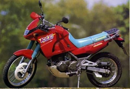 KAWASAKI KLE500 LE500A 1991-2006