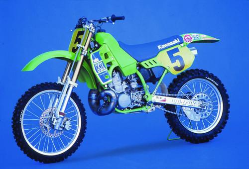 KAWASAKI KX500 KX 1989-1991
