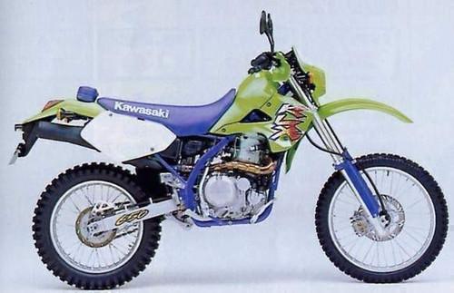 KAWASAKI 650 KLX KLX650C 1993-1994