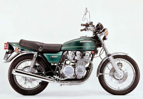 KAWASAKI 650Z KZ650B 1977-1979
