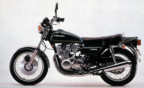 KAWASAKI Z1000 KZ1000 KZT00A 1977
