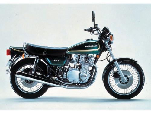 KAWASAKI Z1000 KZ1000 KZT00A 1978