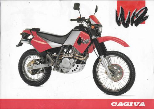 CAGIVA 350 W12 1994-1995